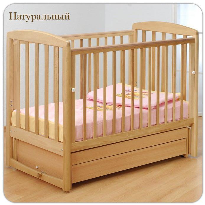 Кровать Гандылян Полина К2002-15-УМ натуральный