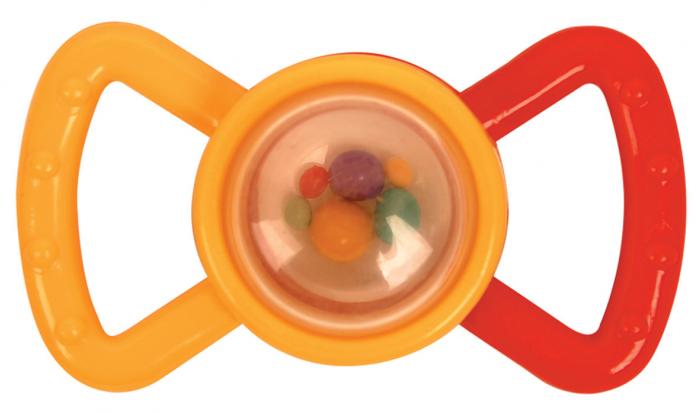 Погремушка Мир Детства Цветные бусинки 21318