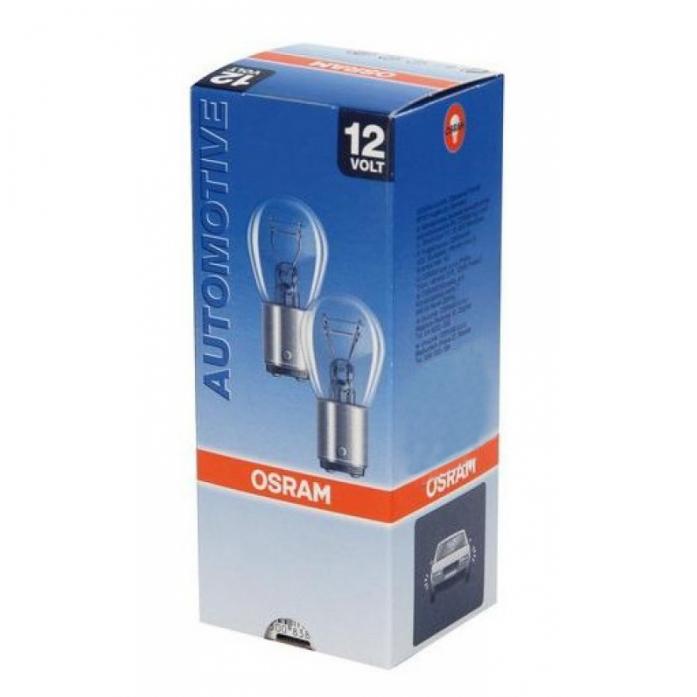 Лампа 24в 21вт 1-контактная металлический цоколь диалуч(94421)