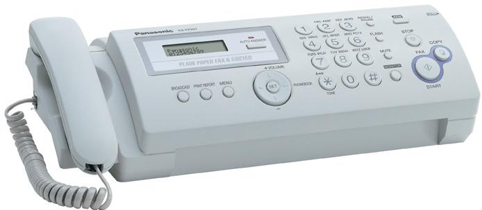Факс Panasonic KX-FP 207RU