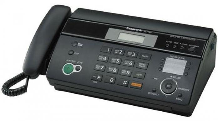 Факс Panasonic KX-FT 988RUB