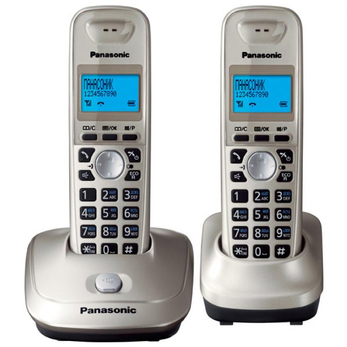 Радиотелефон Panasonic KX-TG 2512RUN