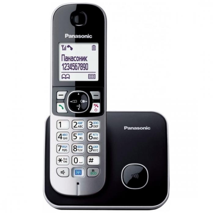 Радиотелефон Panasonic KX-TG 6811RUB