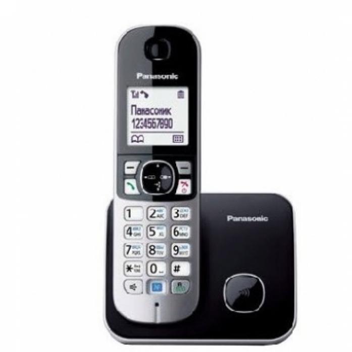 Радиотелефон Panasonic KX-TG 6811RUM