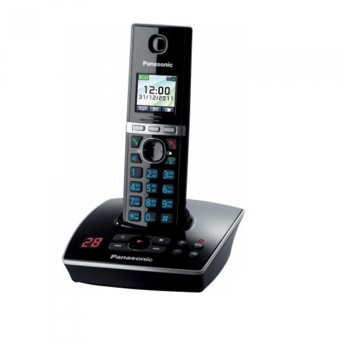 Радиотелефон Panasonic KX-TG 8061RUB