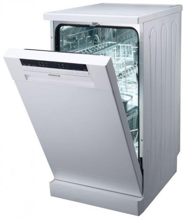 Посудомоечная машина Daewoo Electronics DDW-G1411LS