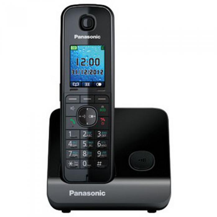 Радиотелефон Panasonic KX-TG 8151RUB