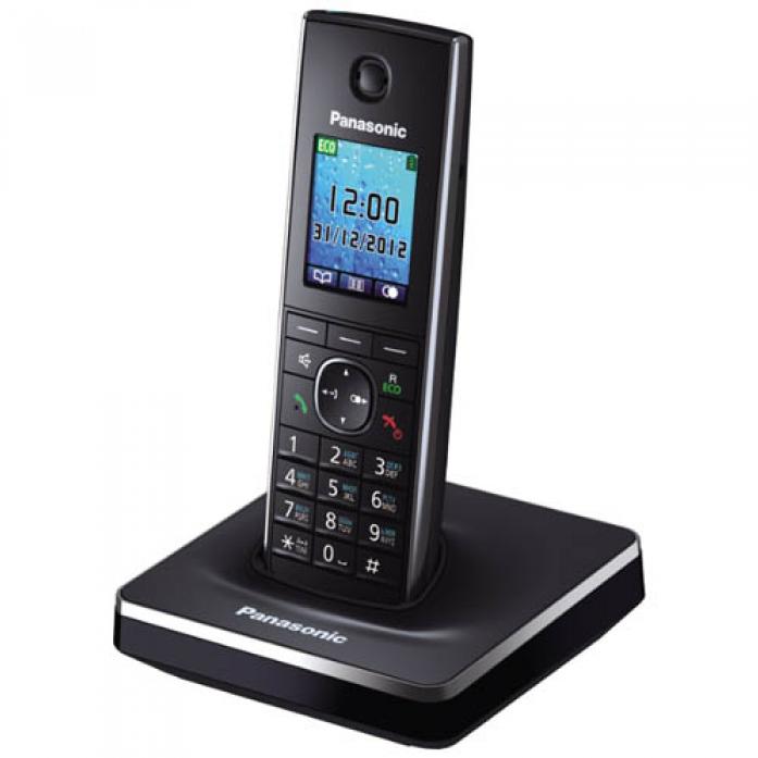 Радиотелефон Panasonic KX-TG 8551RUB