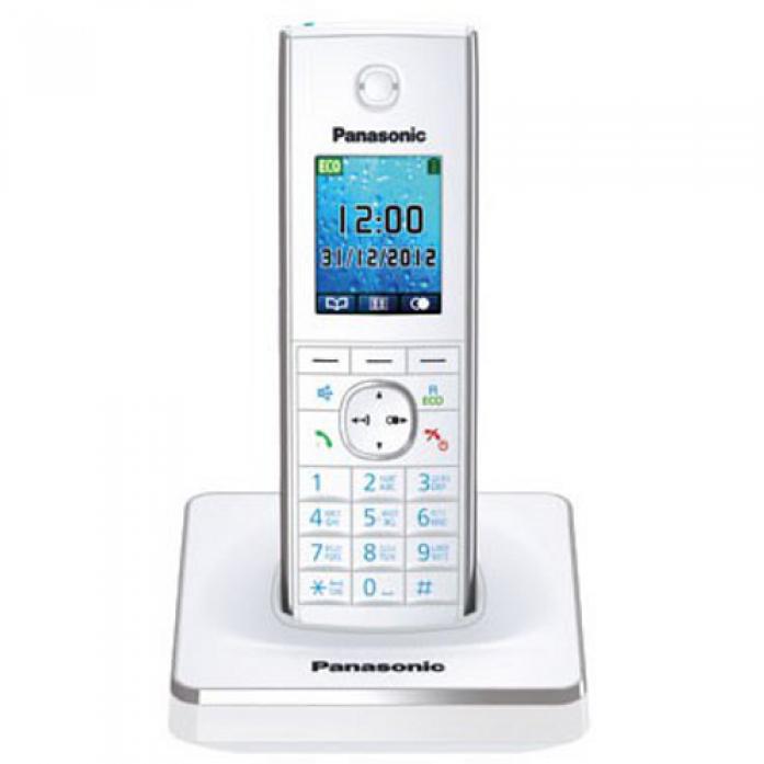 Радиотелефон Panasonic KX-TG 8551RUW
