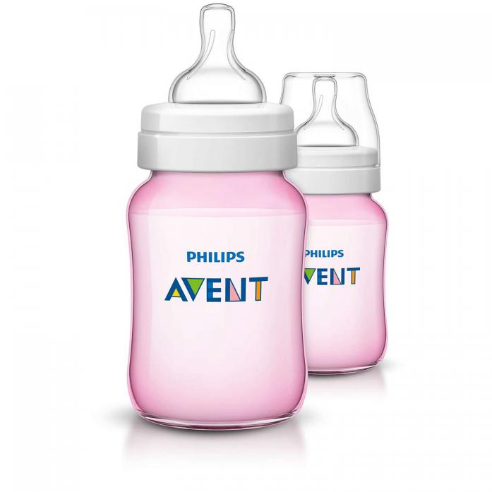 Набор бутылочек Philips Avent 2шт 260мл SCF564/27 80028
