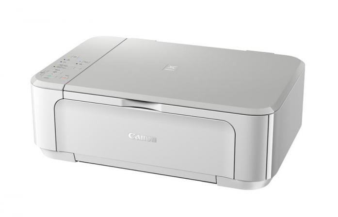МФУ струйный Canon Pixma MG3640 (0515C027) A4 Duplex WiFi USB белый