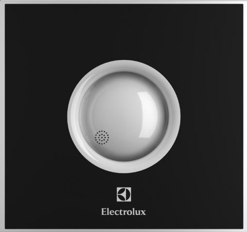 Вытяжной вентилятор Electrolux EAFR-120 black