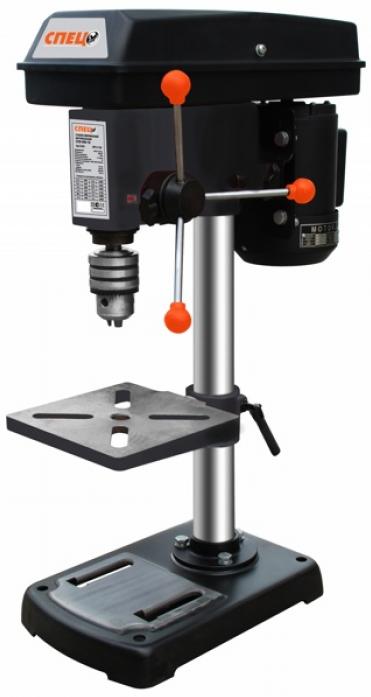 Станок вертикальный сверлильный Спец ССВ-350 3239