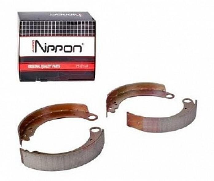 Колодки задние ВАЗ 2108-09 ALLIED NIPPON ABS1701