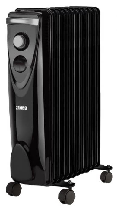 Радиатор масляный Zanussi Nuovo ZOH/NV-09G 2000W (9-секций)