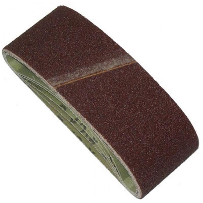 Лента шлифовальная 5шт. для ленточных шлифмашин 9403, 9404 Makita 610х100 мм; К150, P-36930