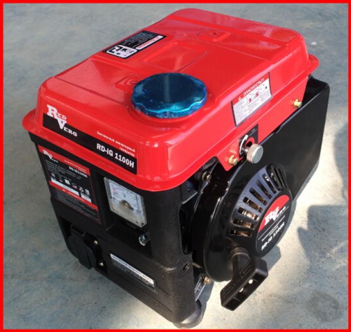 Бензиновый генератор RedVerg RD-IG1100H