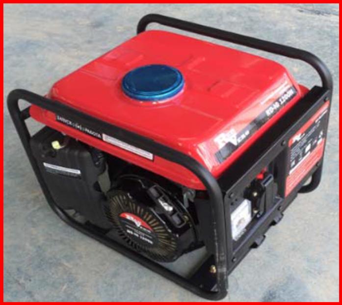 Бензиновый генератор RedVerg RD-IG1200H