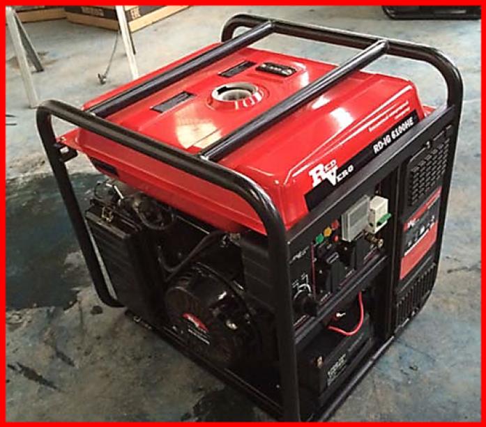 Бензиновый генератор RedVerg RD-IG6100HE