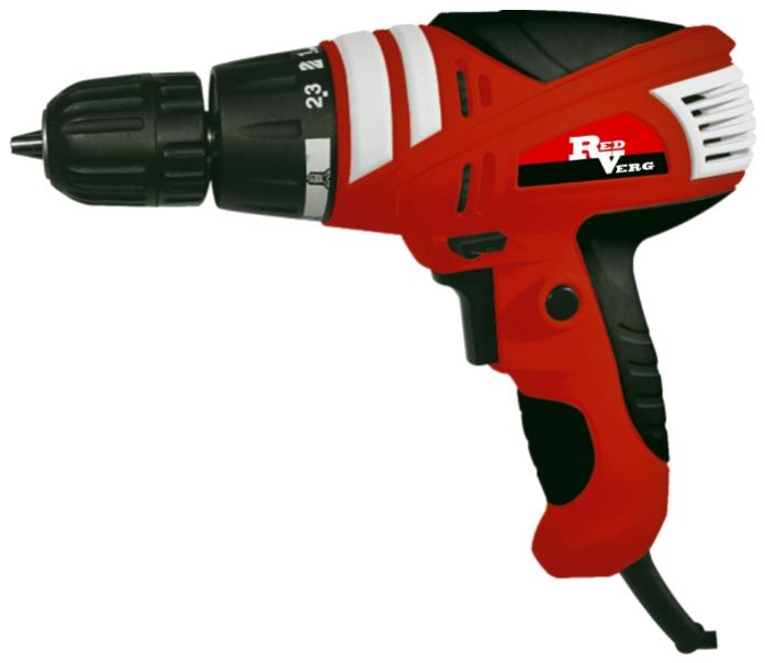 Дрель RedVerg RD-SD320/1