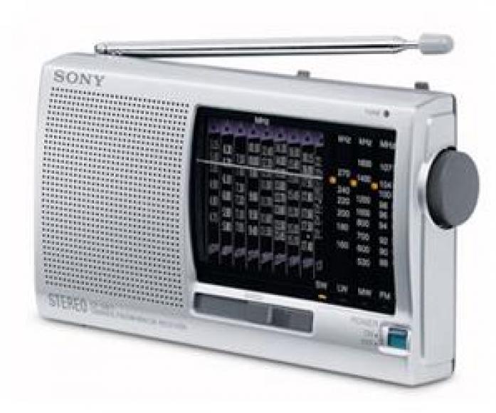 Радиоприемник СИГНАЛ Luxele РП-116 белый USB