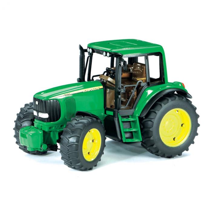 Трактор Bruder John Deere 6920 02-050