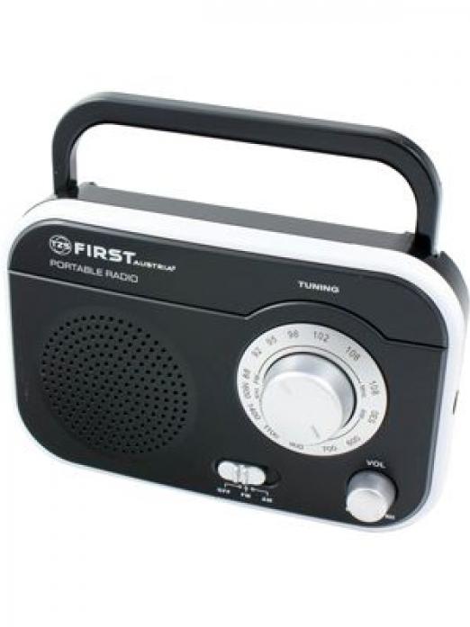 Радиоприемник First FA-1903-2 Black