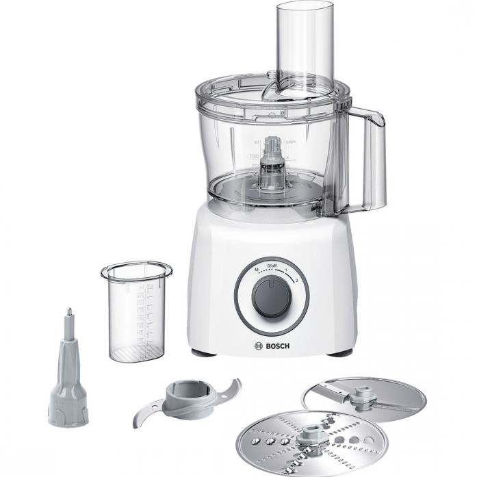 Кухонный комбайн Bosch MCM 3110 белый