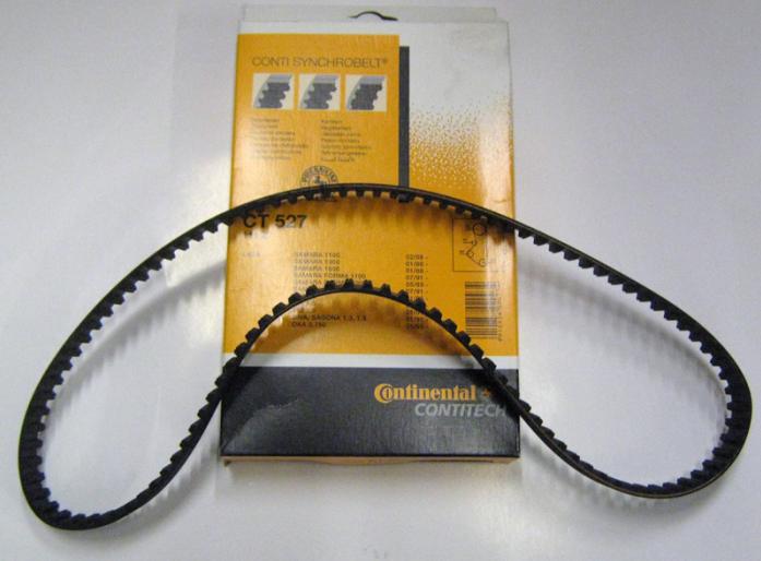 Ремень ГРМ Contitech СТ527
