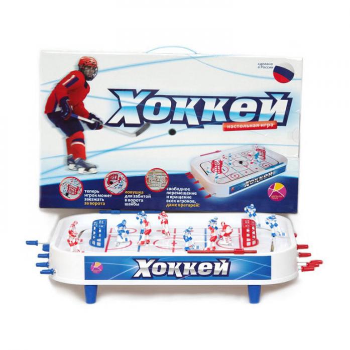 Игра Каролина-М Настольный хоккей 40-0007