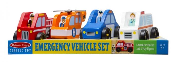 Игровой набор Melissa&Doug Служба спасения 9285