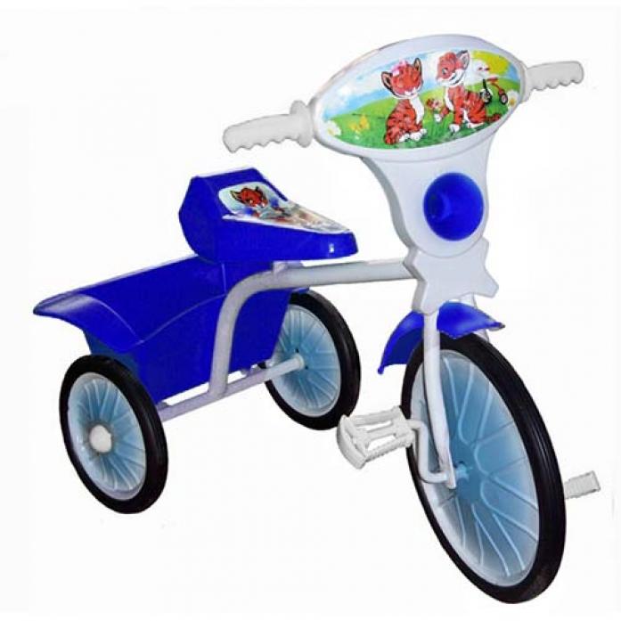 Велосипед Russia Малыш 05 синий
