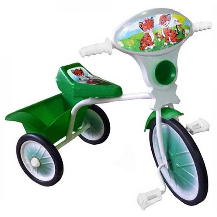 Велосипед Russia Малыш 05 зеленый