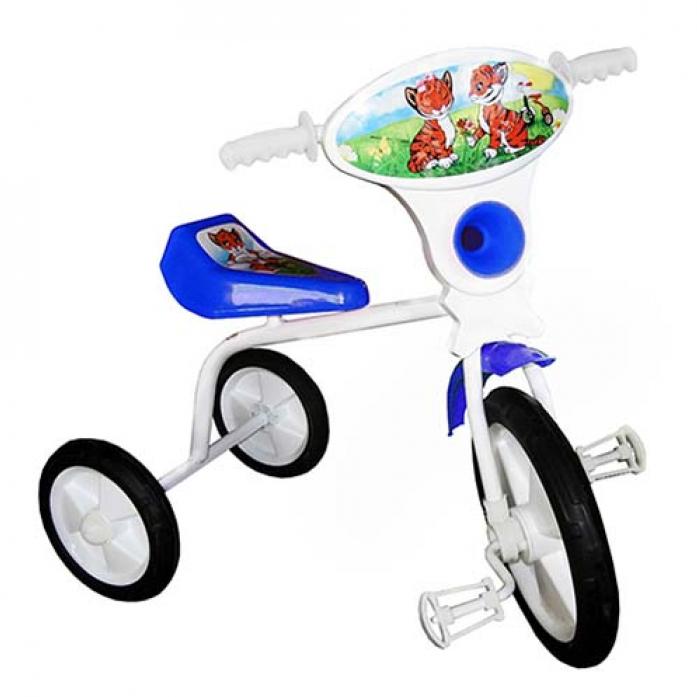 Велосипед Russia Малыш 01П синий