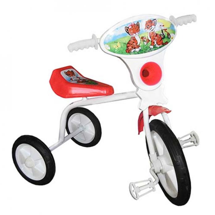 Велосипед Russia Малыш 01П красный
