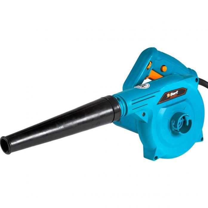 Воздуходувка/пылесос электрическая BORT BSS-600-R 98296815