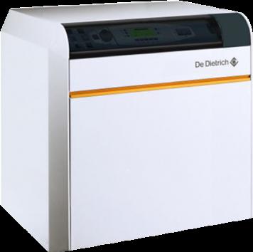 Отопительный котел De Dietrich DTG 230-9 без автоматики (собр. в секции)