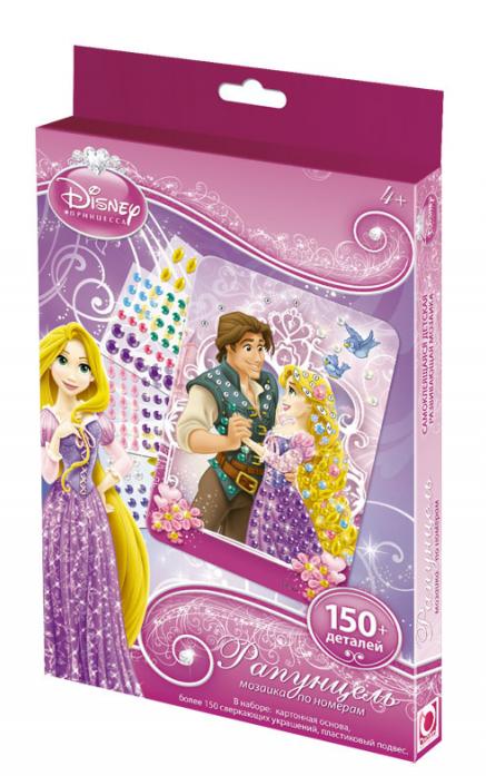 Набор Оригами Мозаика сингл Disney Princess Рапунцель 68918