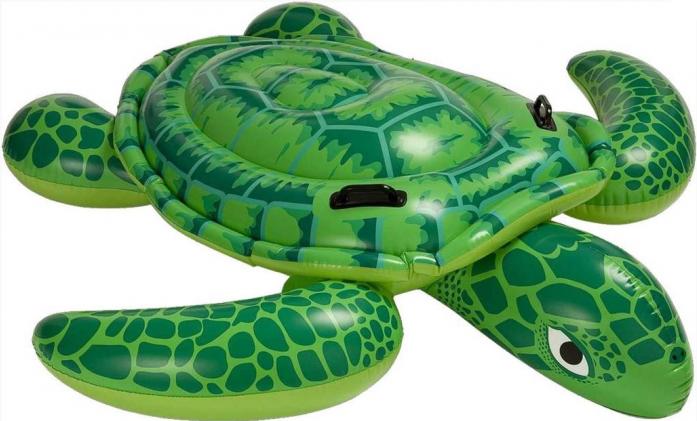 Надувная Морская черепаха Intex 150х127 см 57524NP