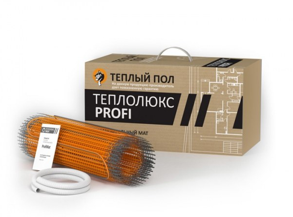 Теплый пол Теплолюкс ProfiMat 160-1,0