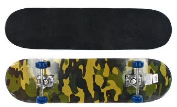 Скейтборд Shantou Gepai Millitary 79х20 см 635079