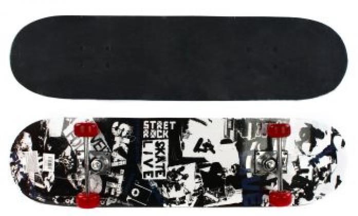 Скейтборд Shantou Gepai Street 79х20 см 635078