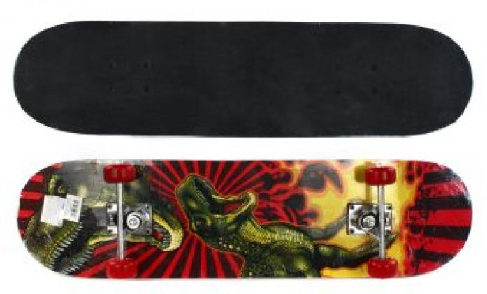 Скейтборд Shantou Gepai T-Rex attack 79х20 см 635083