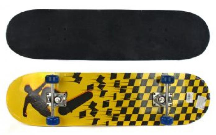 Скейтборд Shantou Gepai Tetris 79х20 см 635080