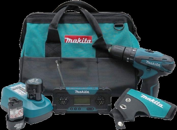 Набор инструмента Makita DK1202