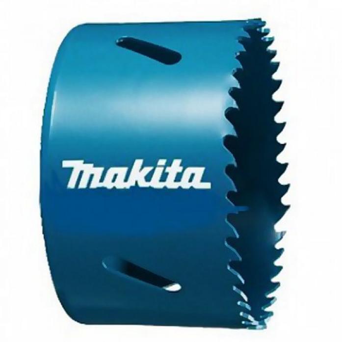 Коронка пильная Makita Bi-Metal Ezychange ф60мм B-11427