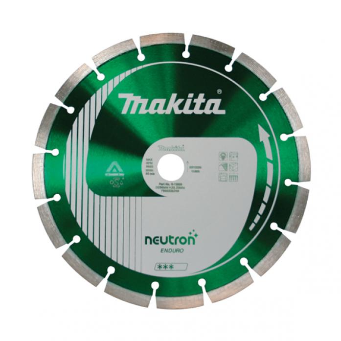 Диск алмазный Makita Cosmos Neutron Rapido 300х10Hx20мм B-13605