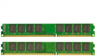 Оперативная память 8Gb DDR-III 1600MHz DIMM Kingston (KVR16N11S8K2/8) комплект 2 шт. по 4Gb