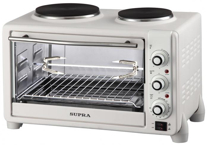 Мини-печь Supra MTS-342 white
