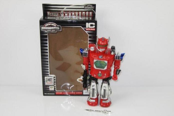Робот Shantou Gepai Галактический 200202